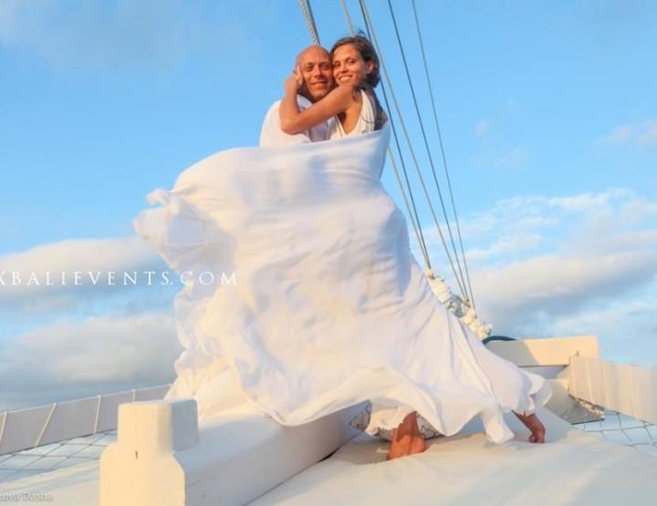Свадьба на яхте «Океан любви»