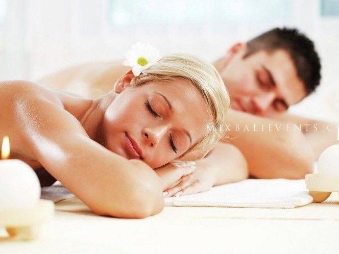Новобрачные СПА-сессии  «Прикосновение Бали»
