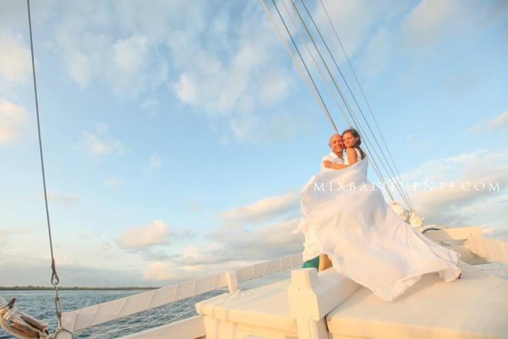 Свадьба на Бали «Океан любви» в MIX Bali Events - от $1900