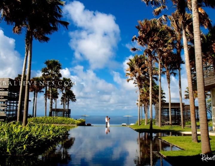 Luxury свадьбы на Бали
