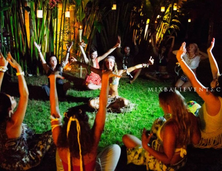 Yulia Birthday Party - Африканская вечеринка. Частное мероприятие от Mix Bali Events.