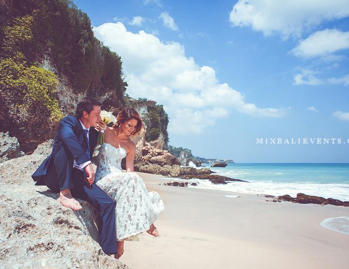 Романтическая фотосессия на пляже