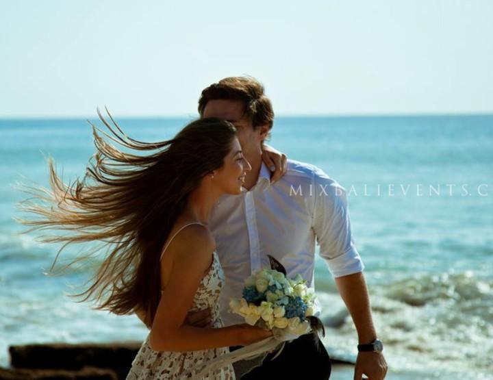 Свадьба на пляже в стиле Rustic Chic. Кристина и Владислав