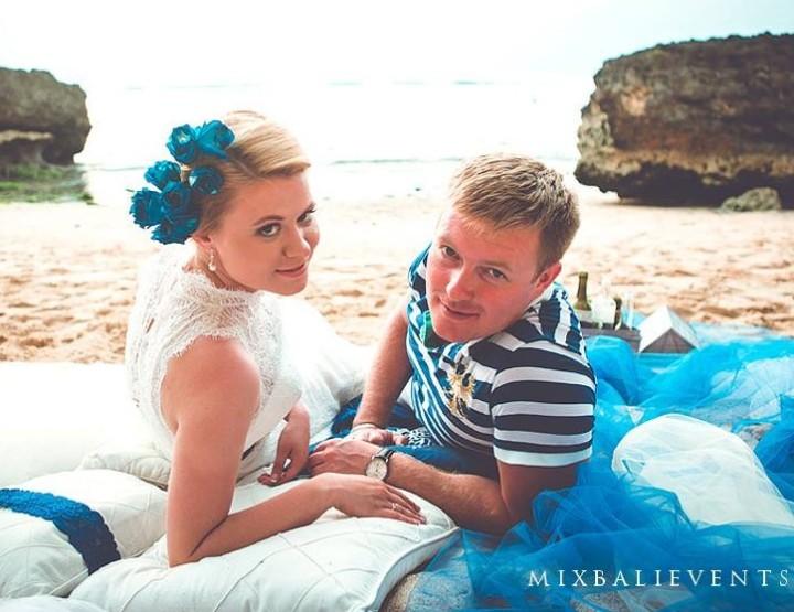 Романтическая фотосессия в Морском стиле - наших молодых Екатерины и Евгения