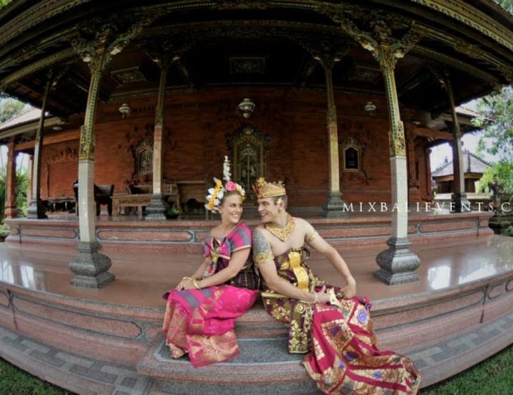 Балийский храм