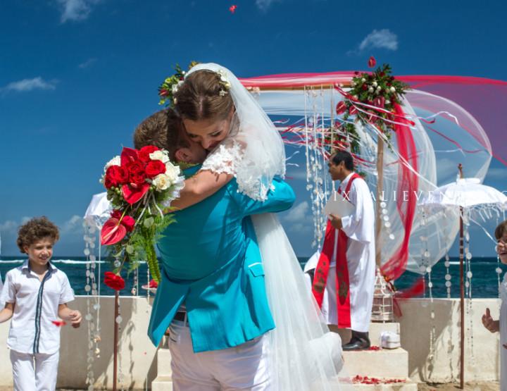Лиза и Максим. Свадьба на Бали от MixBaliEvents.