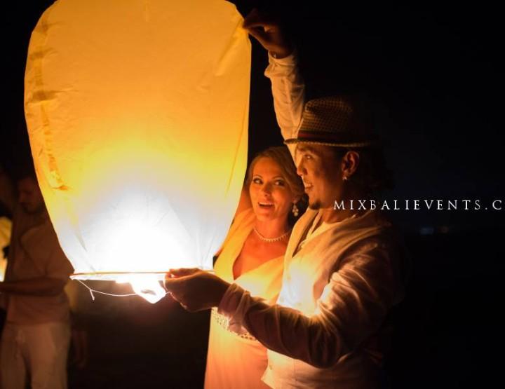 Свадебная церемония на Бали - Rio Sidik и Елизаветы Розановой. Часть 1