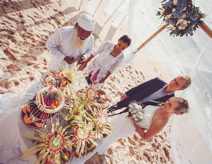 Свадьба в балийском стиле