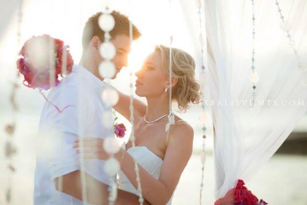 Свадьба на роскошной вилле у океана. Алексей и Мария