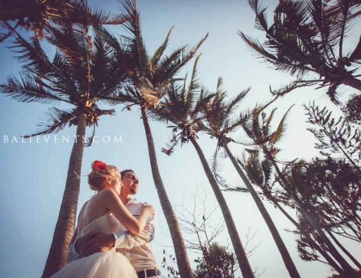 Свадьба на Балиане